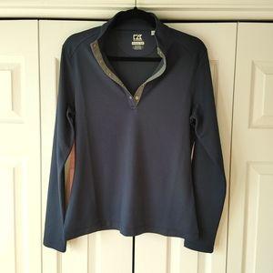 Cutter & Buck CB DryTec 50+ UPF Golf Shirt M